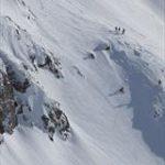 Vidéo Ski pente raide Les Ecrins
